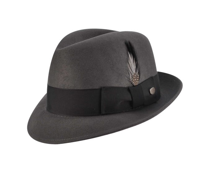 Bailey of Hollywood New Yorker Fedora