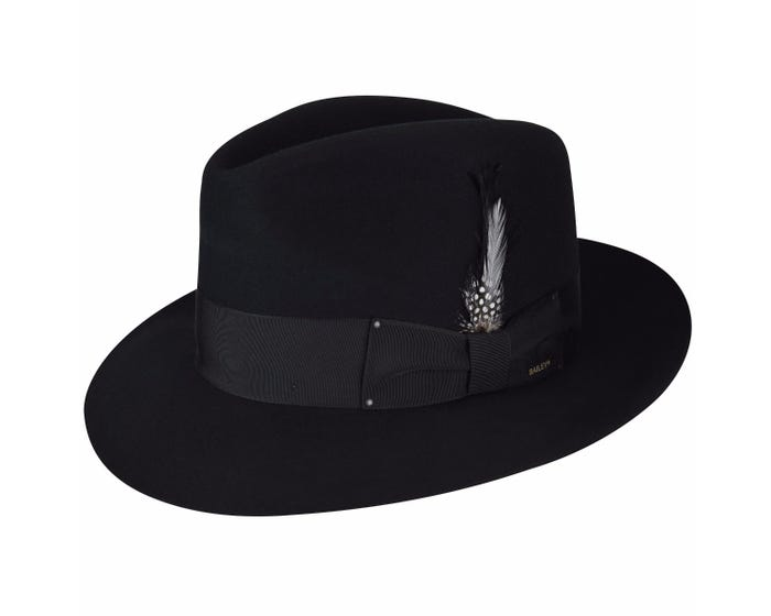 ad701738e4eac Bailey of Hollywood Gangster Fedora Hat