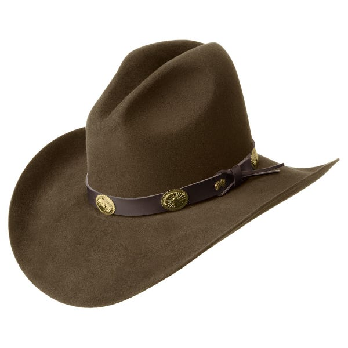 Bailey Western Tombstone 2x Hat