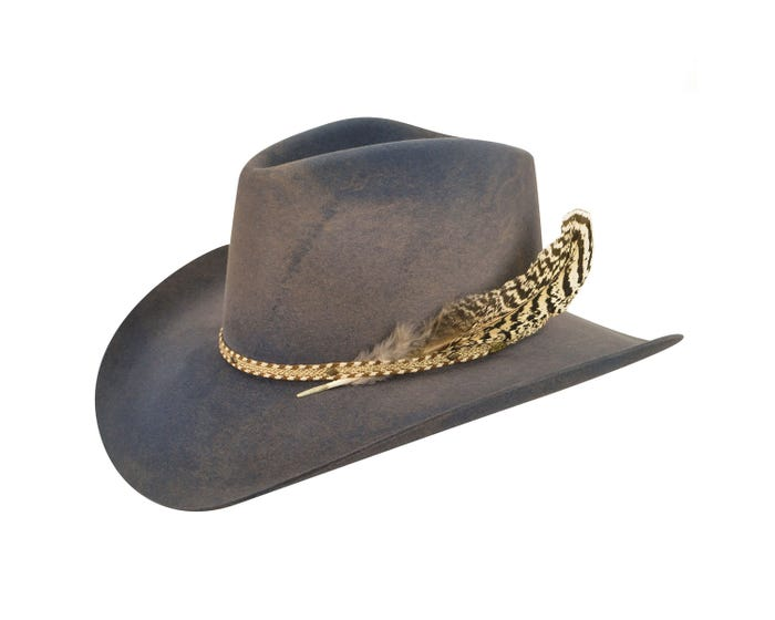 622bc3a15e4a1 Renegade by Bailey® Lucius Western Hat