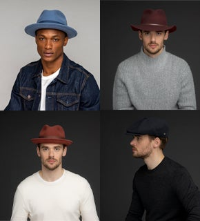 Models in our Fall styles