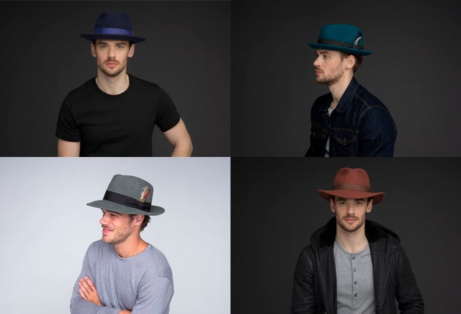 Models in our Raindura styles