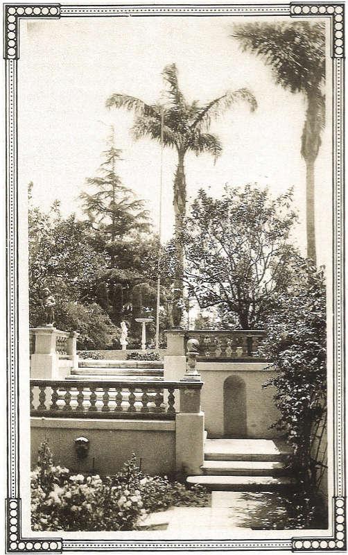 The Garden, 1922
