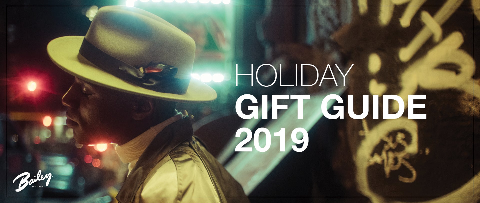 BaileyHats.com's Holiday Gift Guide
