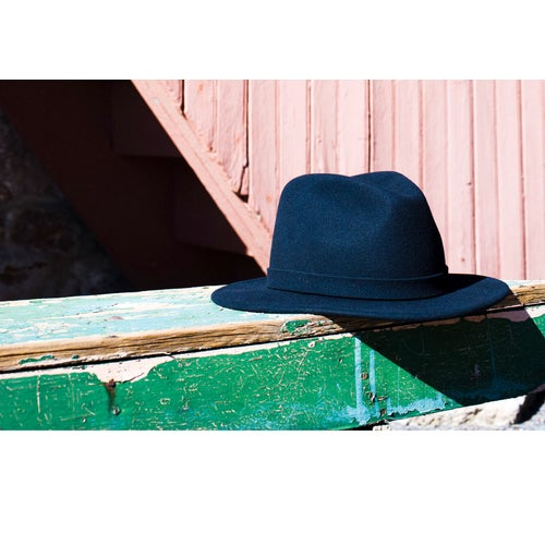 J.CREW AND BAILEY COLLABORATE ON THIS SEASONS FEDORA