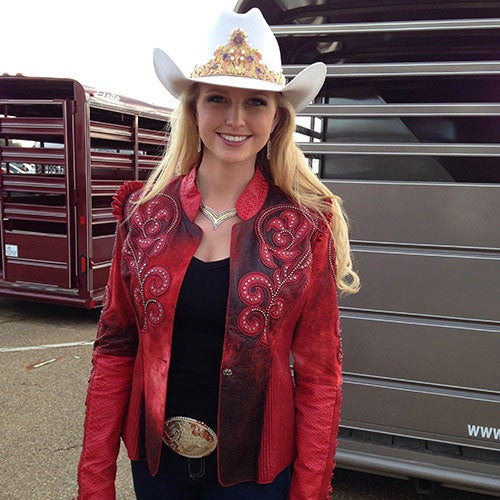 MEET MISS RODEO AMERICA