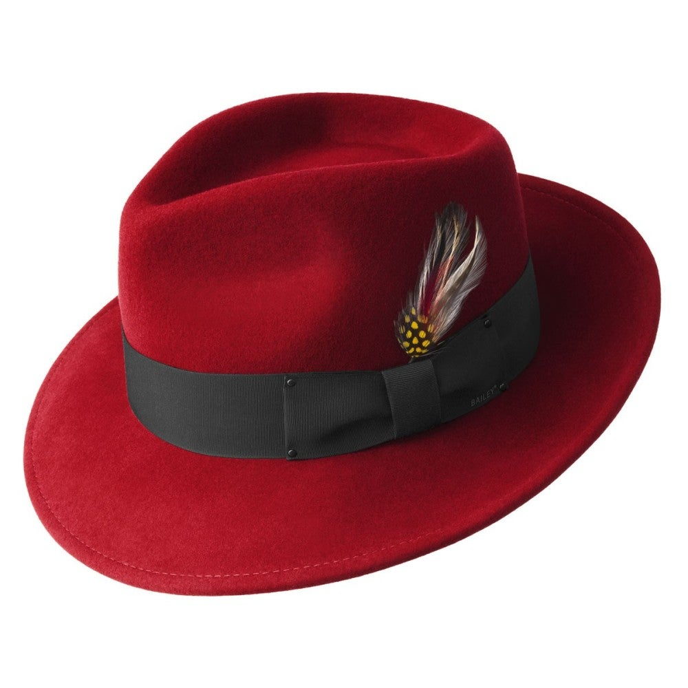 Fedora in Red